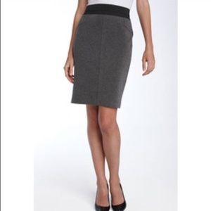 BCBGMaxAzria knit pencil skirt